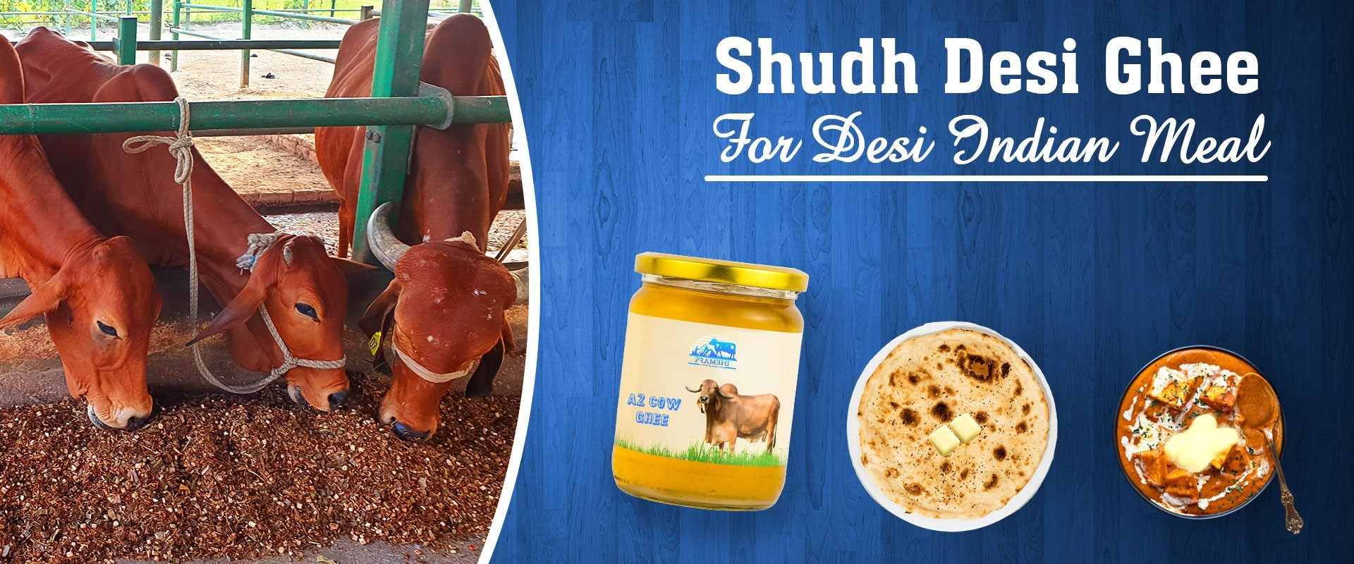 Cow Ghee Manufacturers